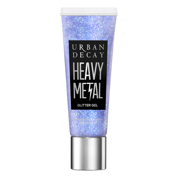Heavy Metal Glitter Gel in color Party Monster