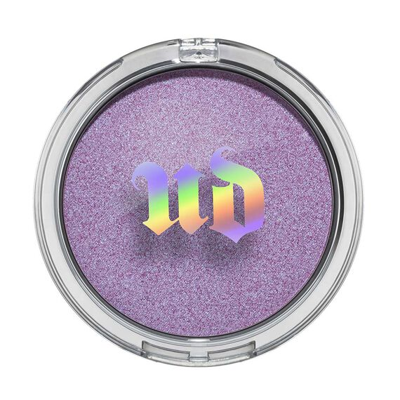 DISCO QUEEN HOLOGRAPHIC HIGHLIGHT POWDER in color Disco Queen Holographic Highlight Powder
