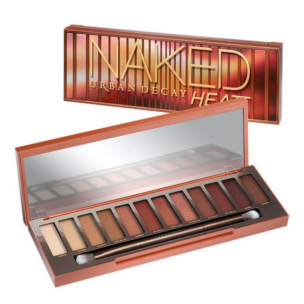 naked heat warm eyeshadow palette urban decay uk. Black Bedroom Furniture Sets. Home Design Ideas