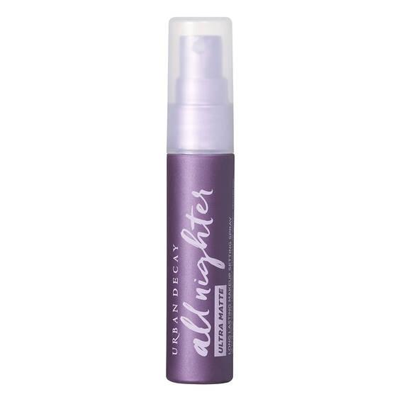 Travel Size All Nighter Setting Spray Ultra Matte in color
