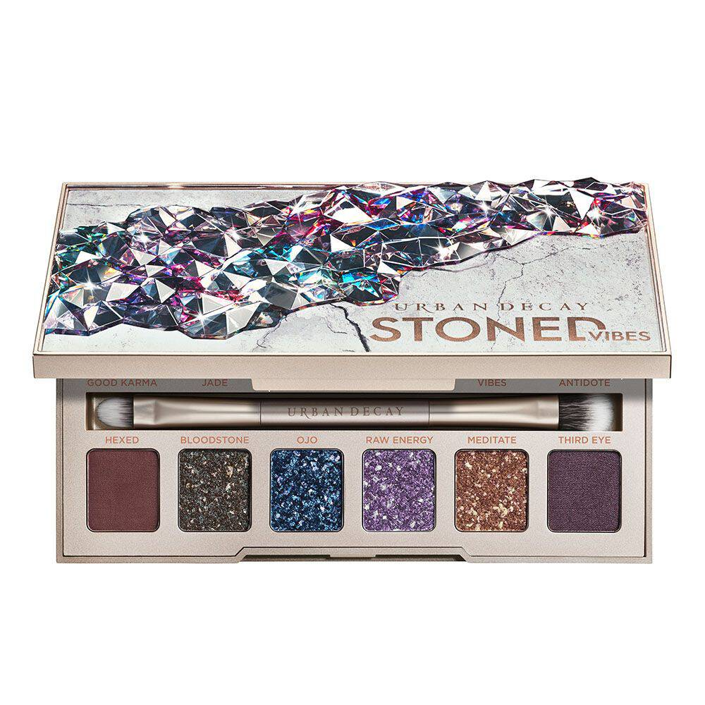 Urban Decay Stoned Vibes Eyeshadow Palette, Multi