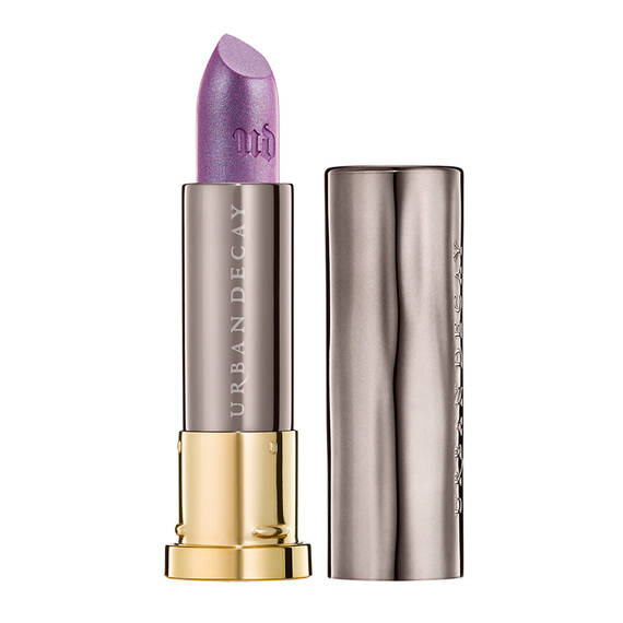 Metallized Vice Lipstick in color ASPHYXIA (METALLIZED)