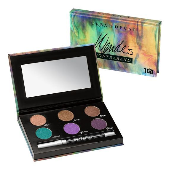 WENDE'S CONTRABAND PALETTE in color