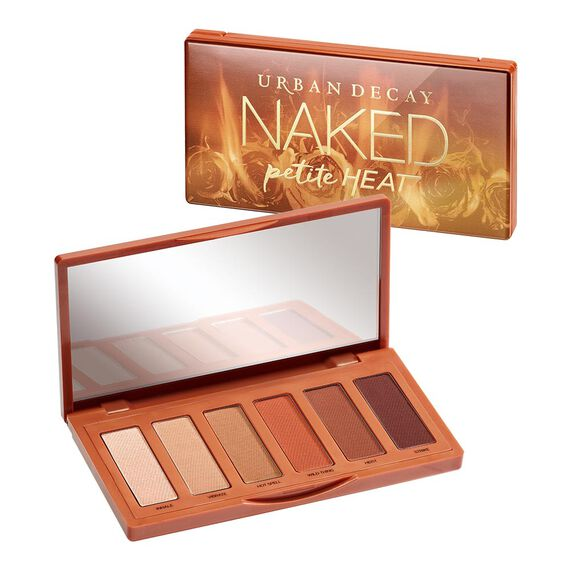 Naked Petite Heat in color Naked Petite Heat