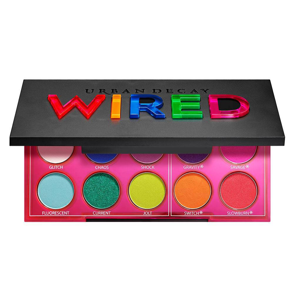 WIRED PALETTE in color