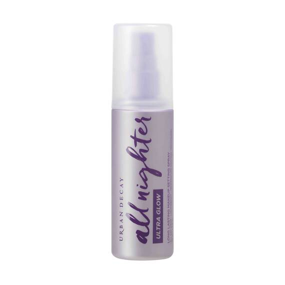 All Nighter Ultra Glow Setting Spray in color