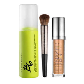 Set Your Naked Look in color