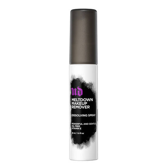 Travel-Size Meltdown Makeup Remover Dissolving Spray in color DISSOLVE SPRAY