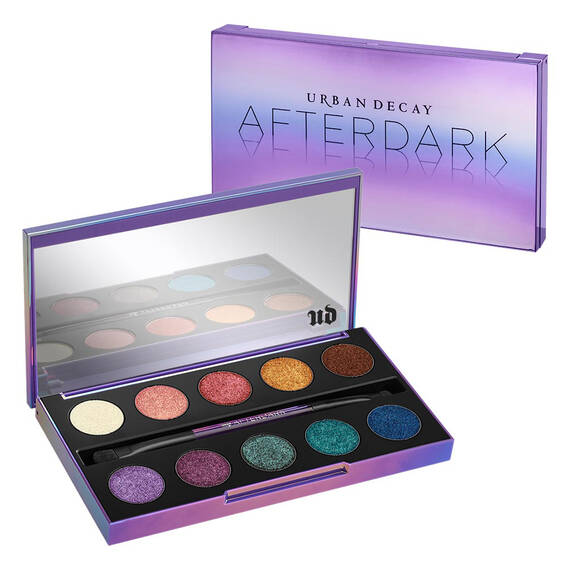 Afterdark Palette in color AFTERDARK