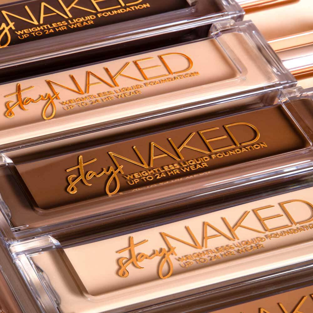 Urban Decay Stay Naked Foundation & Concealer Review