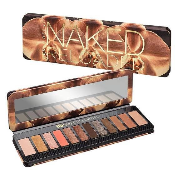 Naked Reloaded Eyeshadow Palette 12 Reloaded, Universally Flattering  Neutrals
