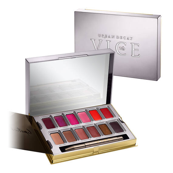 BLACKMAIL VICE LIPSTICK PALETTE in color Blackmail Vice Lipstick Palette