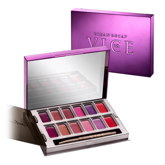 Vice Metal Meets Matte Lipstick Palette in color 00