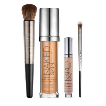 Naked Skin Essentials in color