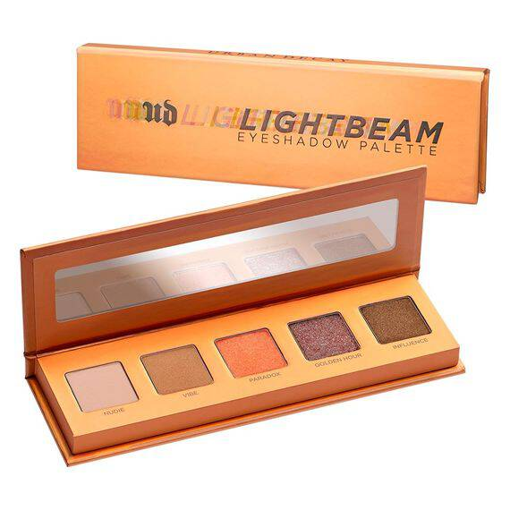 Lightbeam Eyeshadow Palette in color