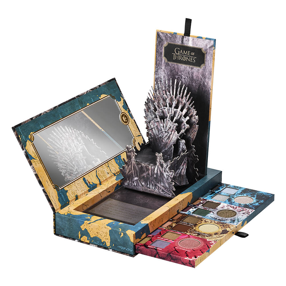 Game Of Thrones Eyeshadow Palette Got Makeup Collection Urban Decay Uk