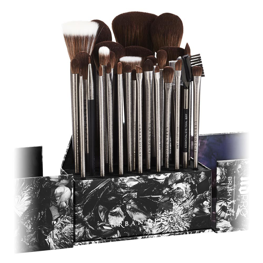 urban decay brushes. ud pro brush vault in color urban decay brushes r