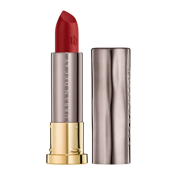 Comfort Matte Vice Lipstick in color BAD BLOOD (COMFORT MATTE):