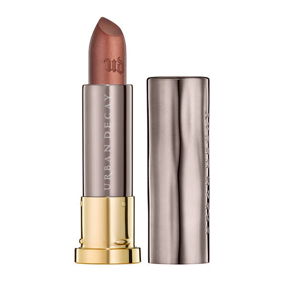 Metallized Vice Lipstick in color EMBER (METALLIZED)