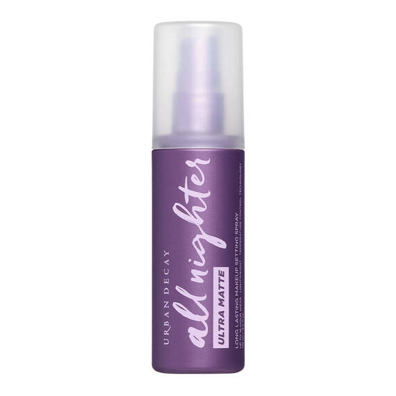 All Nighter Ultra Matte Makeup Setting Spray in color