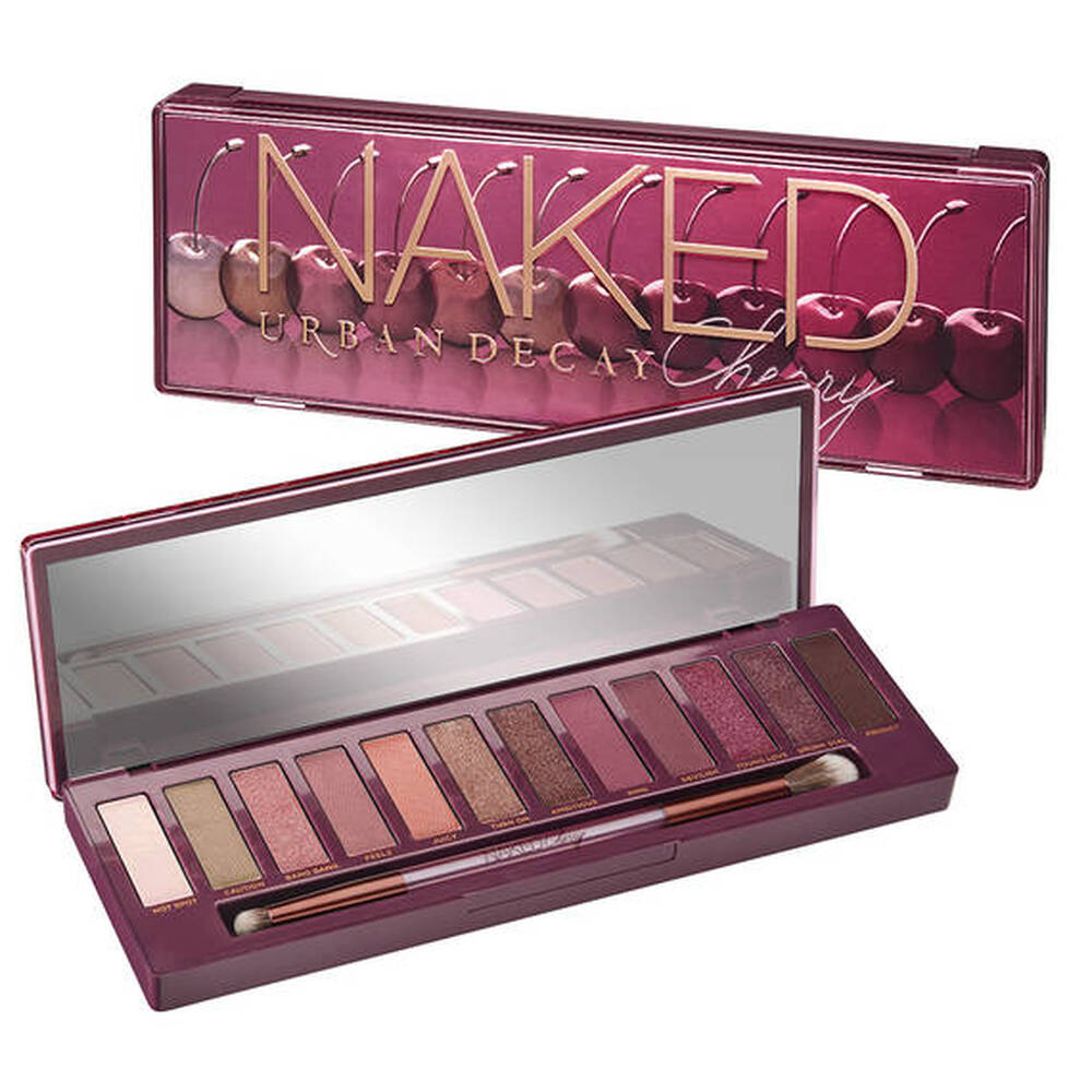 Urban Decay Naked Cherry Eyeshadow Palette & Reviews