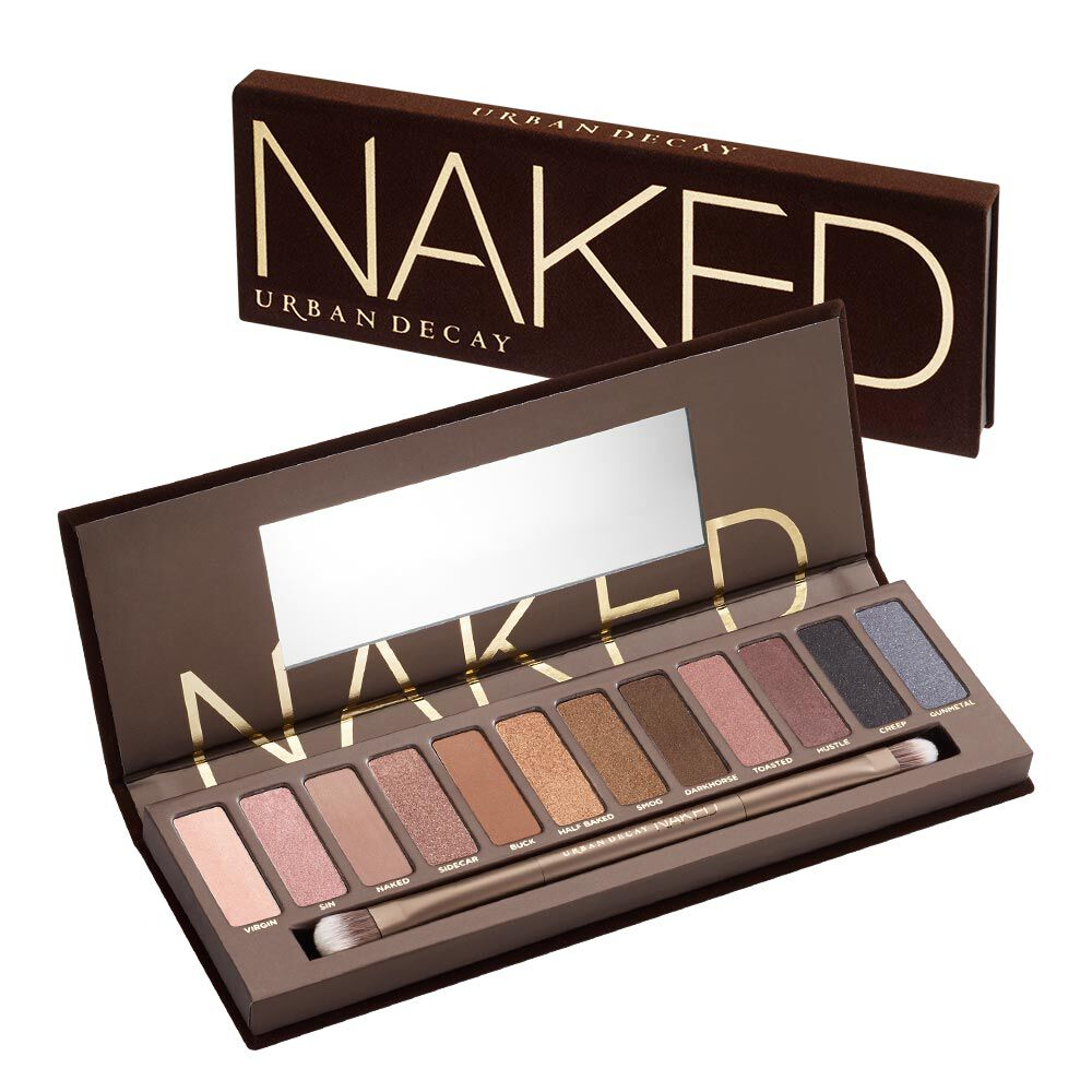 Urban decay naked products