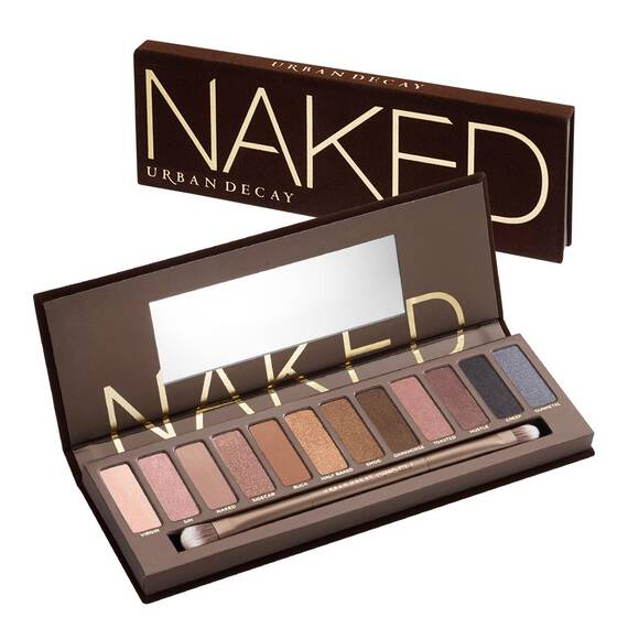 Naked in color NakedPalette