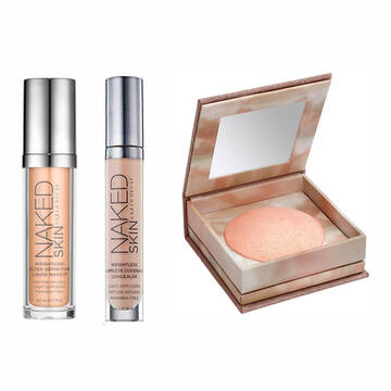 Naked Skin Complexion Collection in color