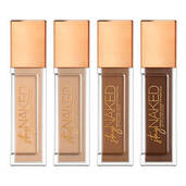Stay Naked Foundation in color