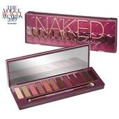 Naked Cherry Palette in color