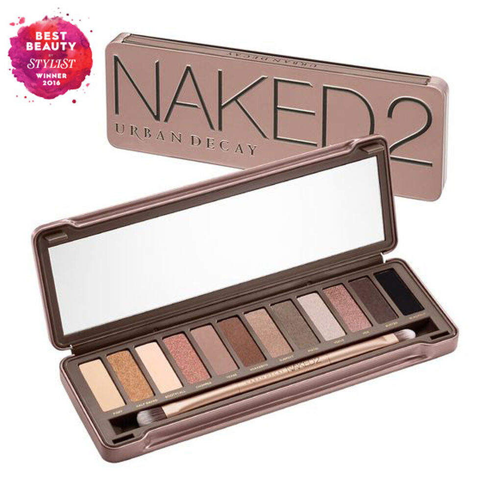Experiment with 12 NEVER-BEFORE-SEEN (and insanely beautiful) rose-hued neutrals with Naked3 by Urban Decay. From pale, shimmery pink to deep black matte with red micro-glitter, these neutrals will make you want to get Naked all over again.