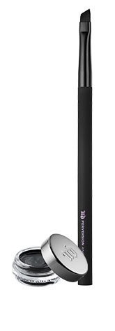 Super-Saturated Ultra Intense Waterproof Cream Eyeliner (with Perversion Angled Brush)