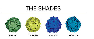 The Shades: Freak, Thrash, Chaos and Gonzo