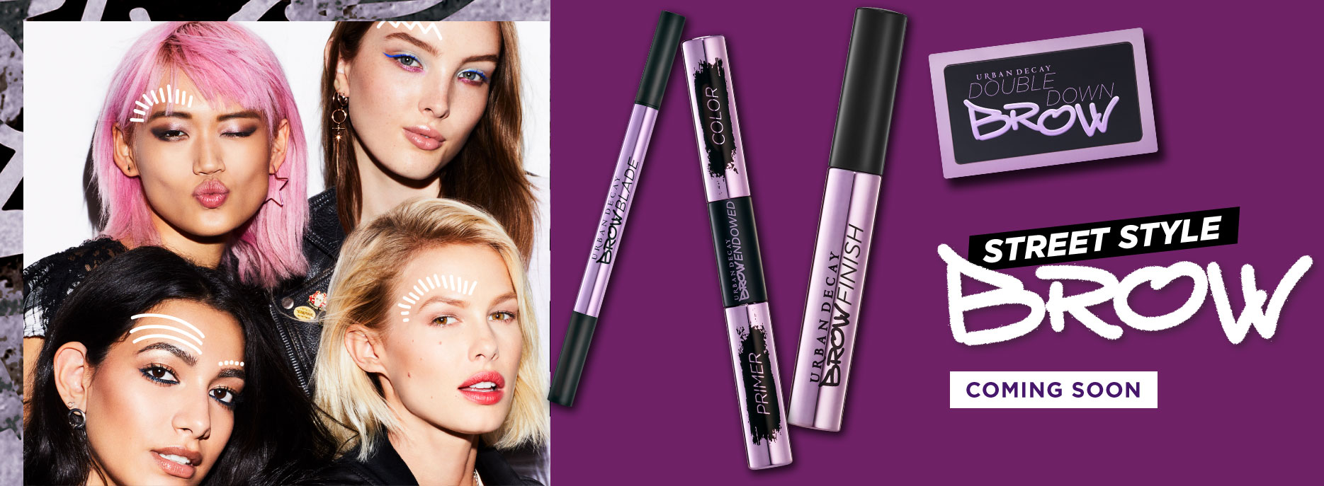 Urban Decay | Street Style Brow