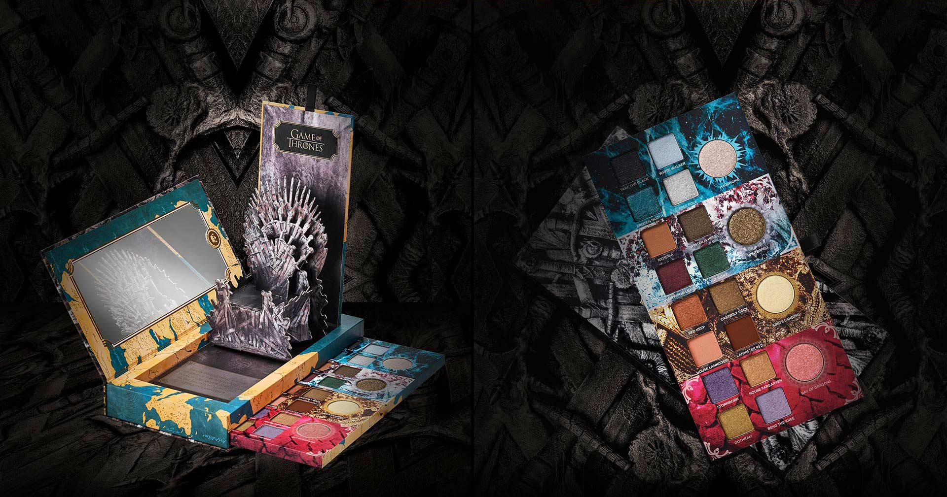 Urban Decay x Game of Thrones