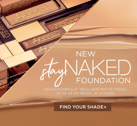 Stay Naked Shade Finder